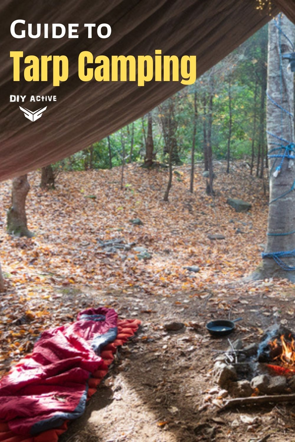 Guide to Tarp Camping: Who Could Benefit, Reasons, & Tips