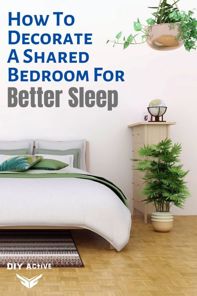 How To Decorate A Shared Bedroom For Better Sleep Today