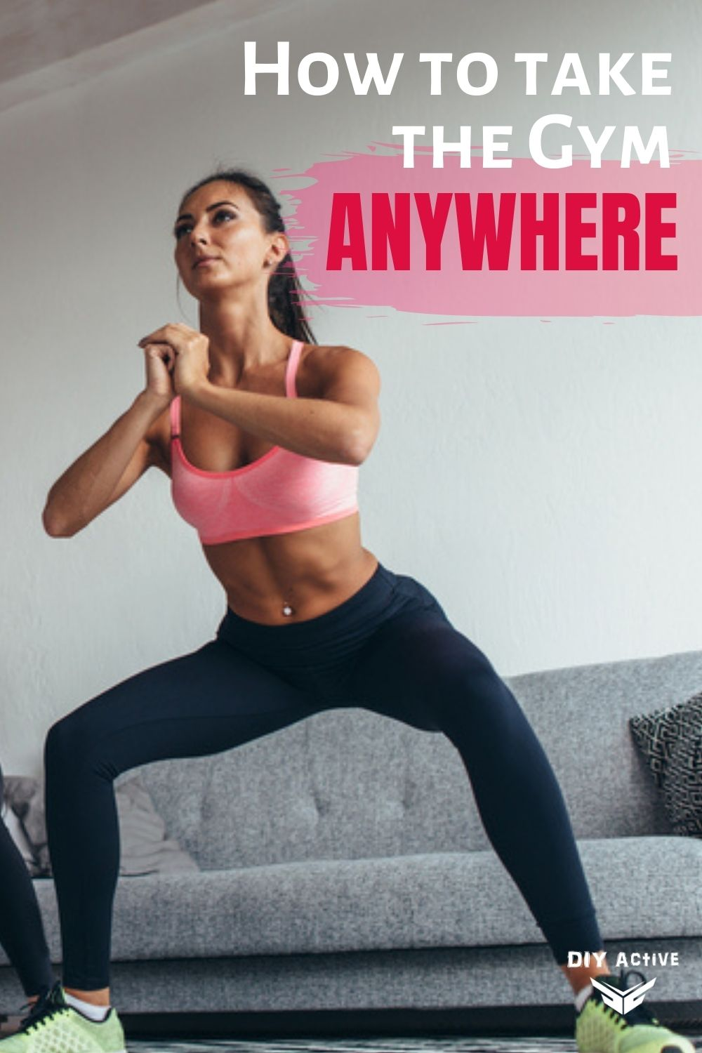 How to take the Gym Anywhere You Go: HyFit Gear 1 Review
