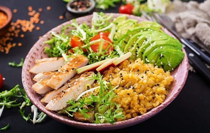 Top 5 Healthy Salad Ideas