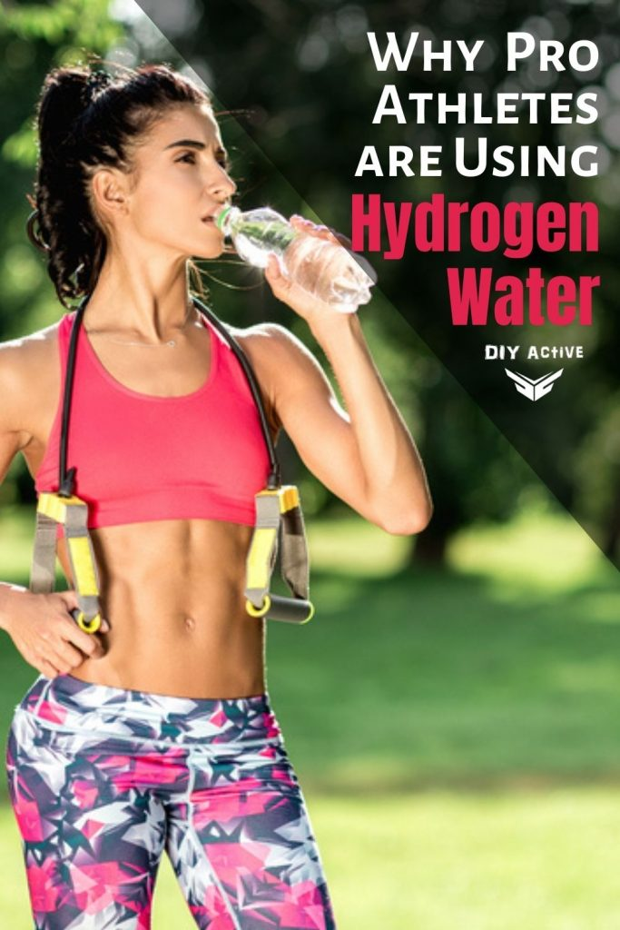 Why Hundreds of Pro Athletes are Using Hydrogen Water Today