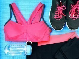 Athletic Wear for Active Women From Socks to Headbands