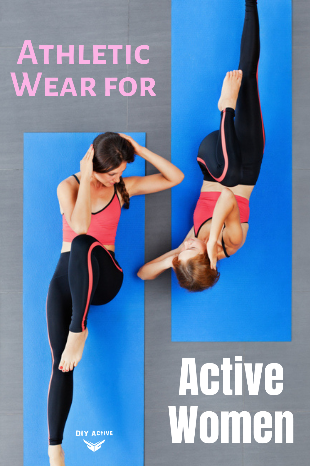 Athletic Wear for Active Women: From Socks to Headbands