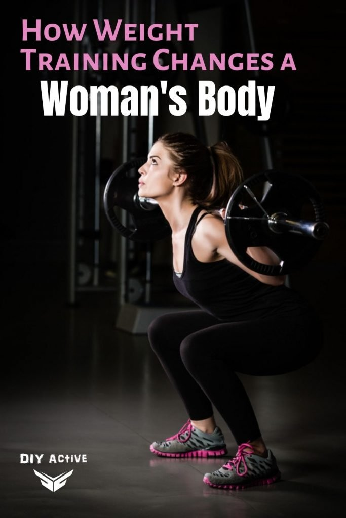 How Weight Training Changes a Woman's Body Does it