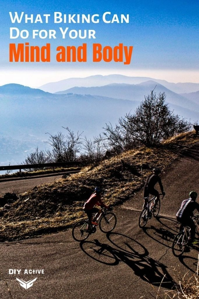 What Biking Can Do for Your Mind & Body