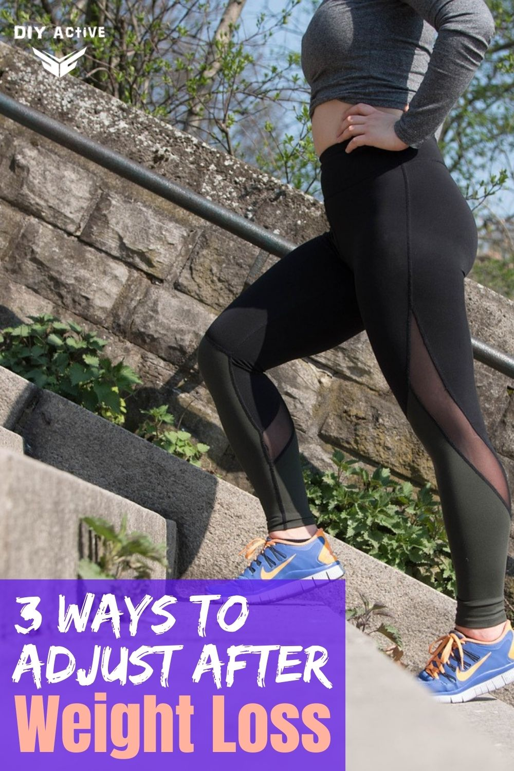 3 Ways to Adjust After Weight Loss