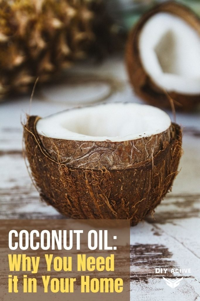 Coconut Oil Why You Need it in Your Home