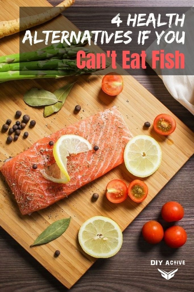 4 Health Alternatives If You Can't Eat Fish