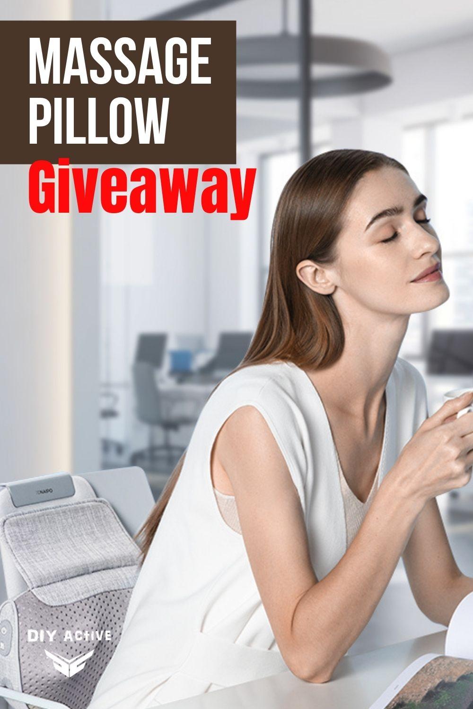 Make WFH Enjoyable: oPillow Massage Pillow Review