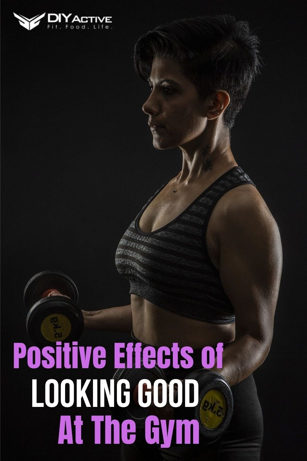The Positive Effects of Looking Good at the Gym