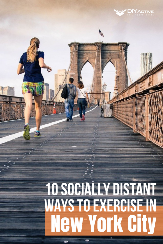 10 Socially Distant Ways to Exercise in New York City