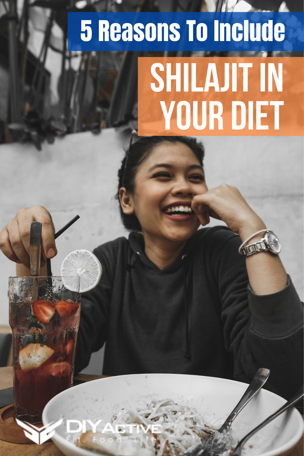 5 Reasons To Include Shilajit in Your Diet