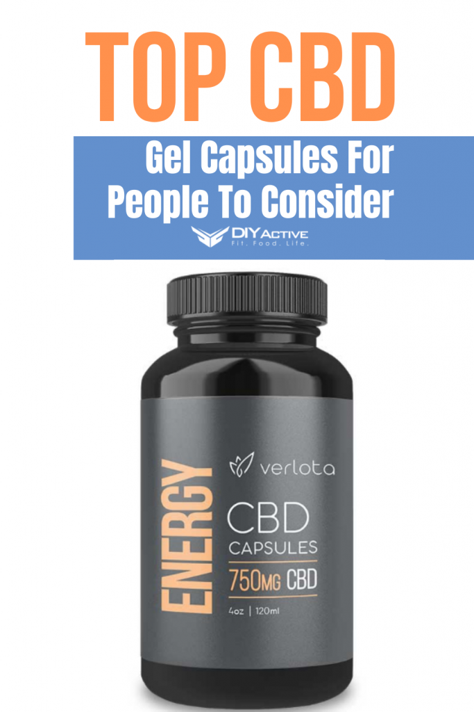 Top CBD Gel Capsules For People To Consider for health