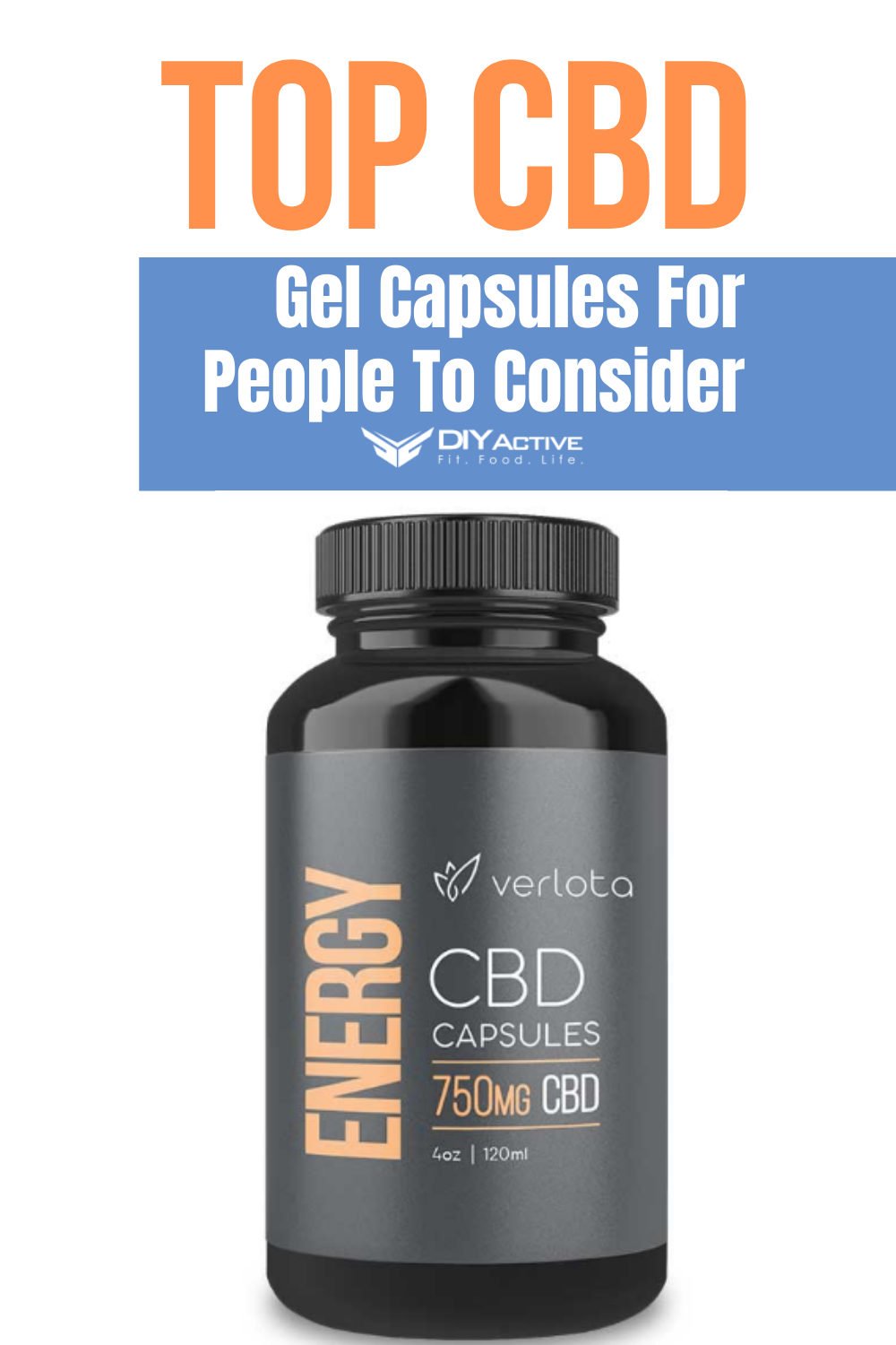 Top CBD Gel Capsules For People To Consider