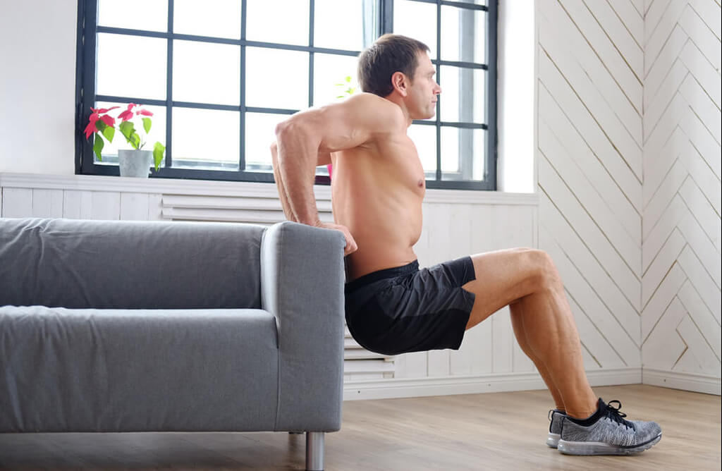 workout ideas at home