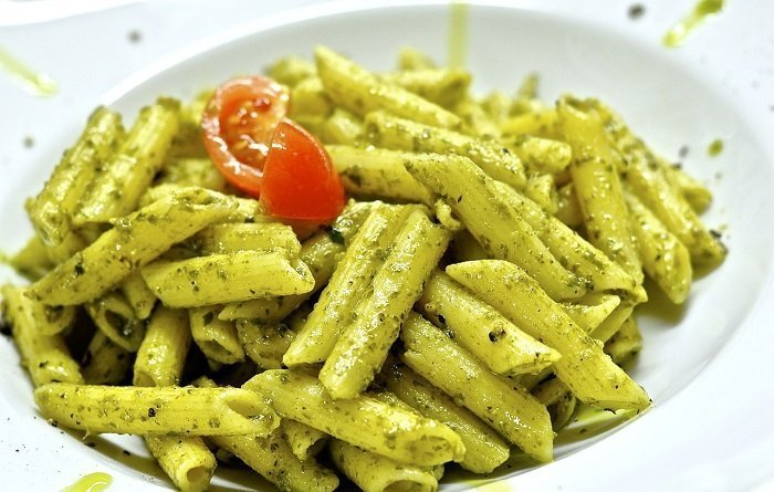 4 Easy 10-Min Prep Meals You Have To Try Pasta