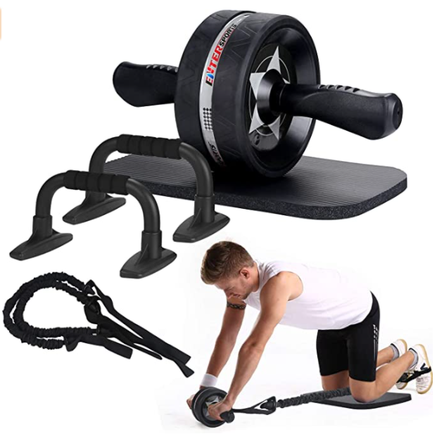 EnterSports 15 Best Ab Rollers on Amazon (1)