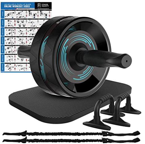 Fitness Insanity 15 Best Ab Rollers on Amazon