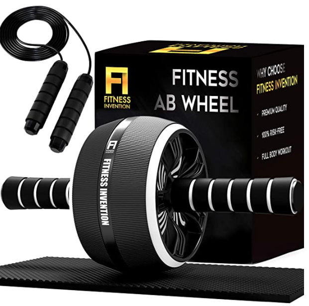 Fitness Invention 15 Best Ab Rollers on Amazon