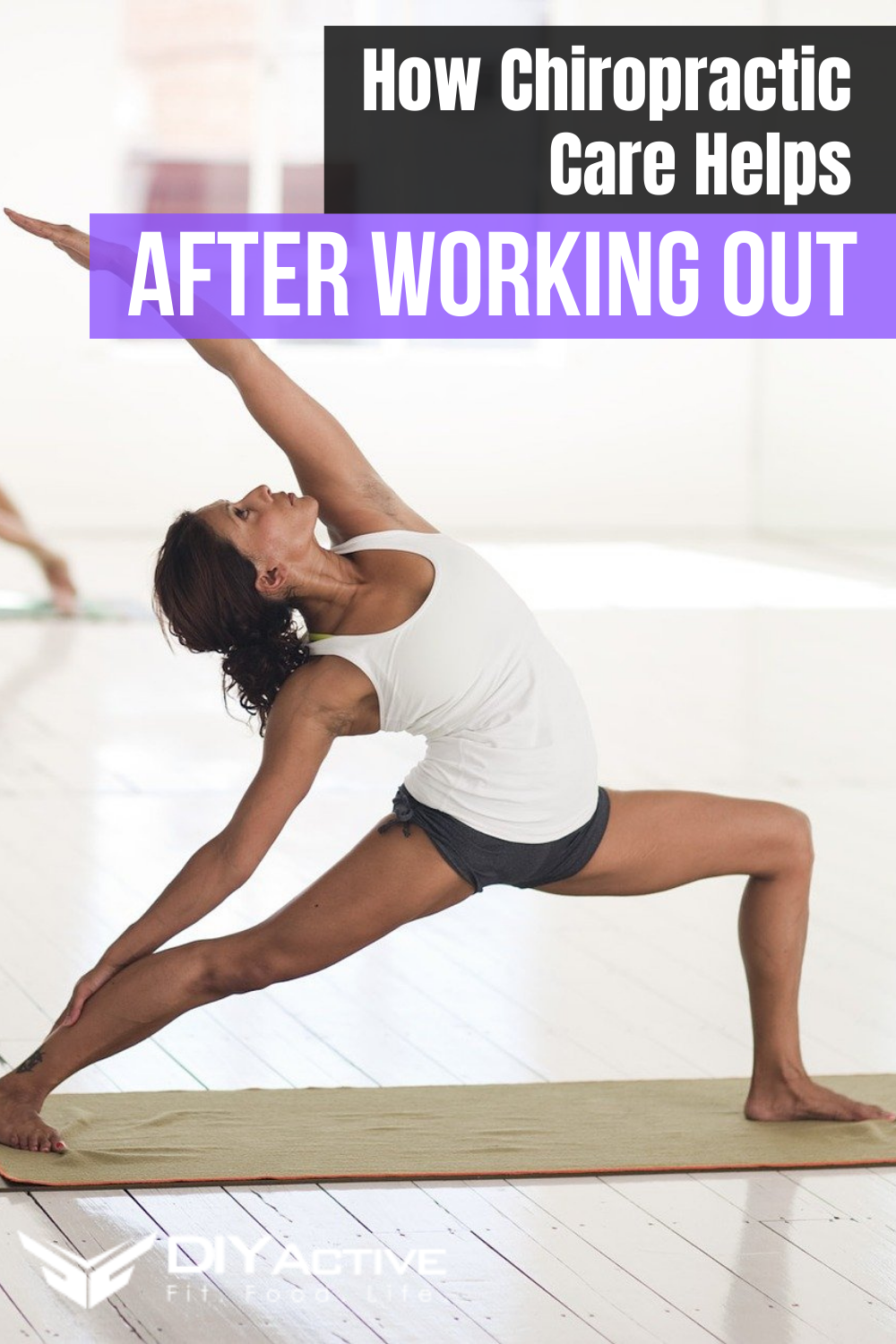 How Chiropractic Care Helps After Working Out