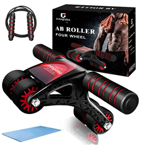 Integlobe 15 Best Ab Rollers on Amazon