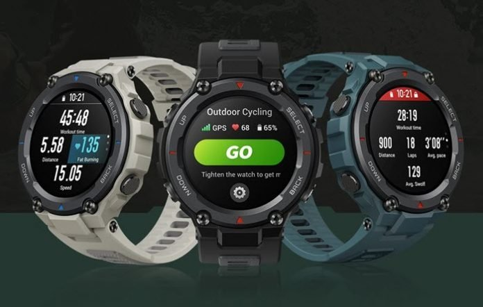 Amazfit T-Rex Pro Review Your Exploration Partner