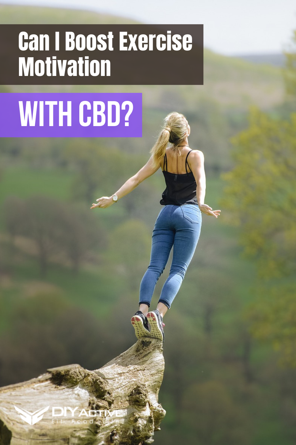 Can I Boost Exercise Motivation and Results With CBD?