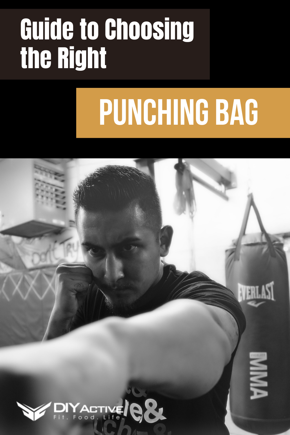 Guide to Choosing the Right Punching Bag for Your Workout