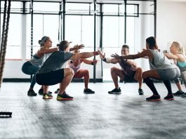 group workout ideas