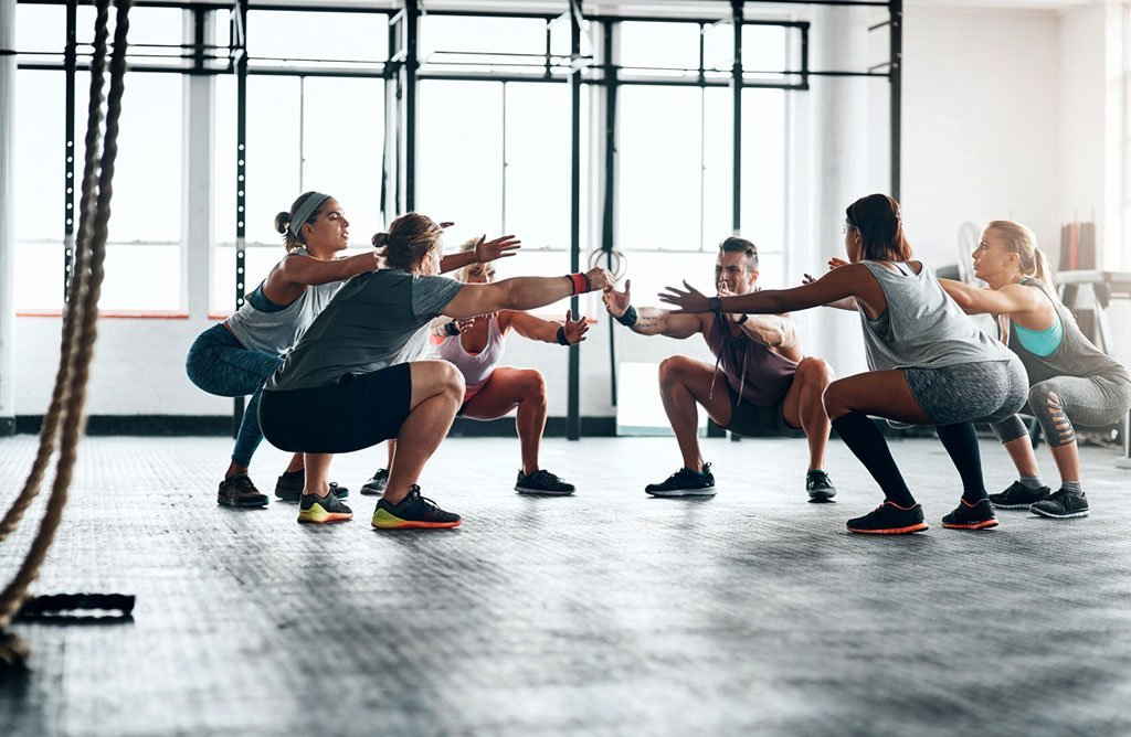 Top 10 Group Workout Ideas in 2021