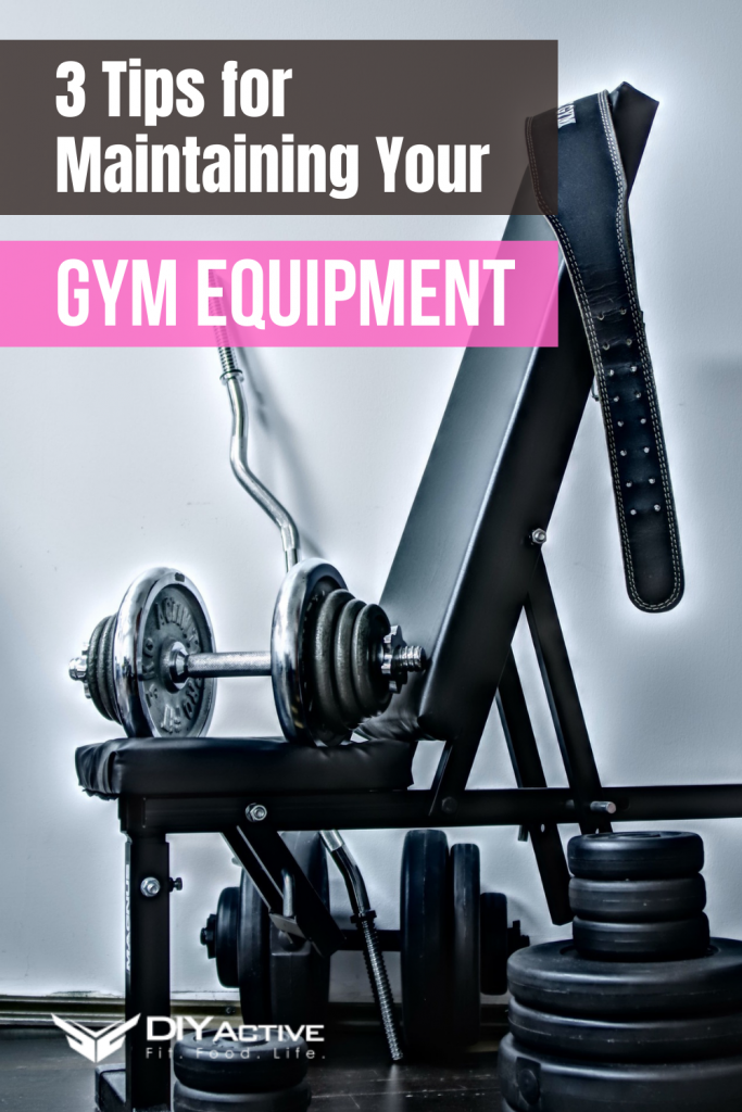 3 Tips for Properly Maintaining Your Gym Equipment