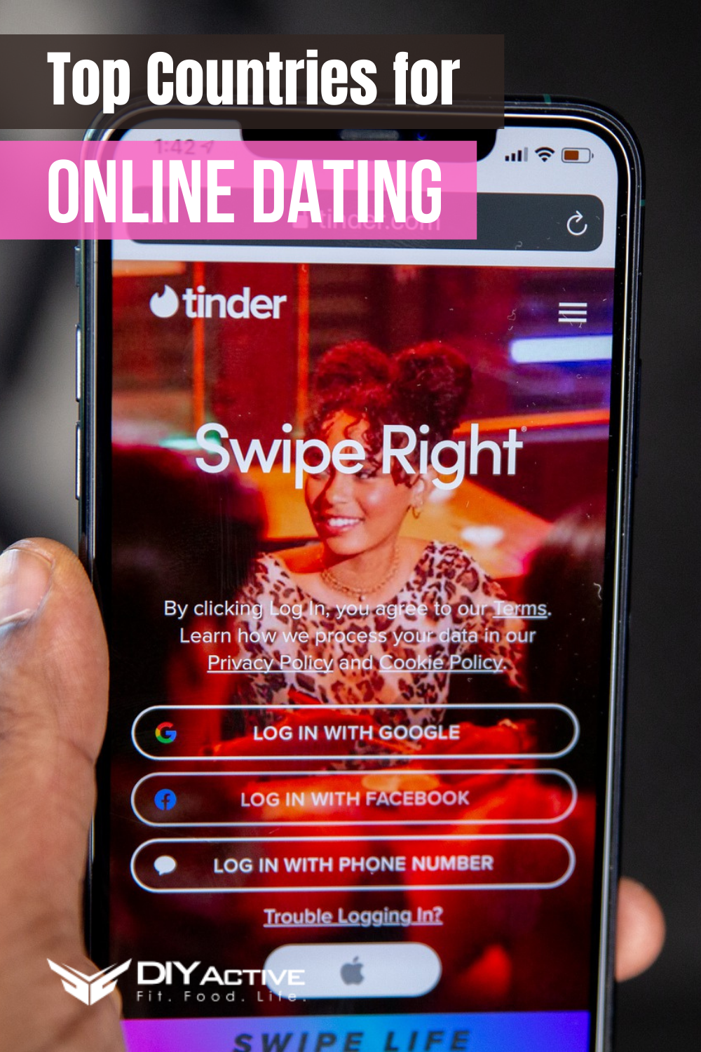 Looking for Love? Top Countries for Online Dating