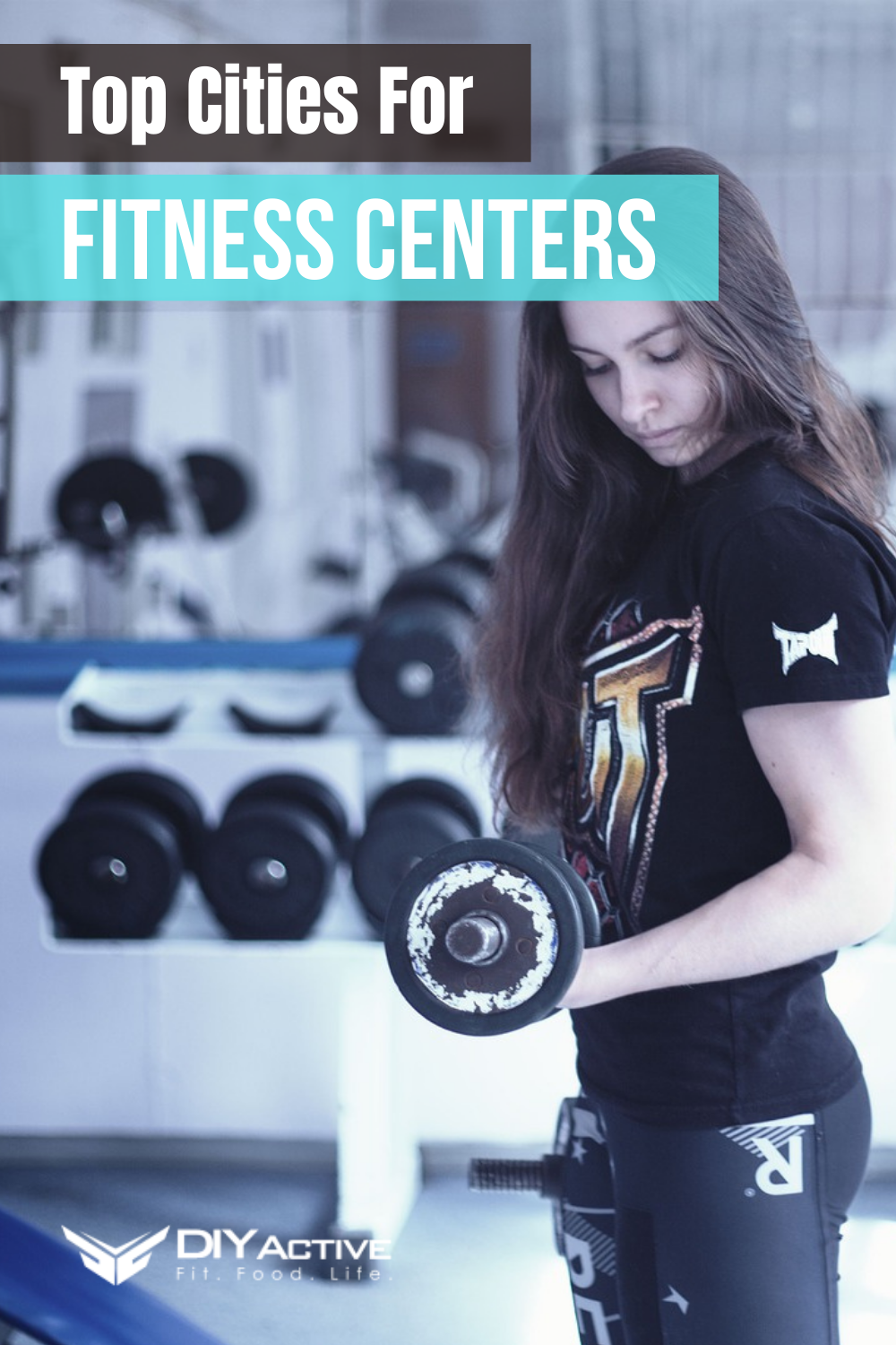 Top Cities for Fitness Centers