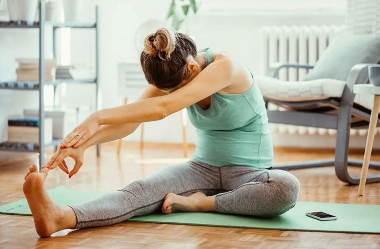 Exercise at Home Ideas