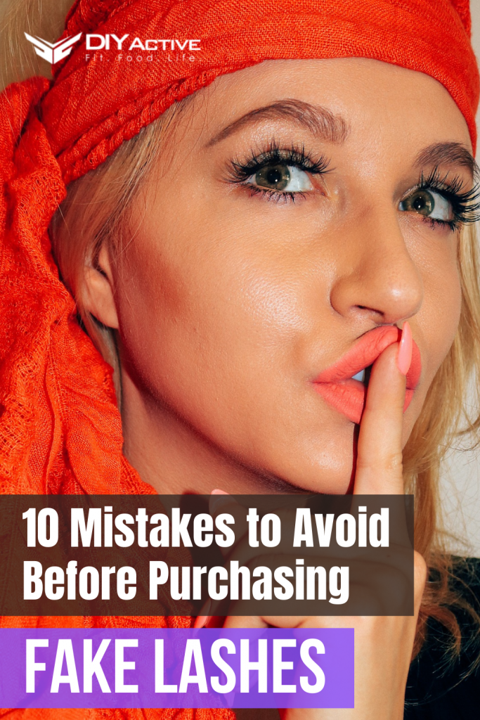 10 Mistakes to Avoid Before Purchasing Fake Lashes