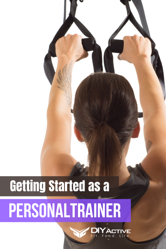 Getting Started as a Personal Trainer