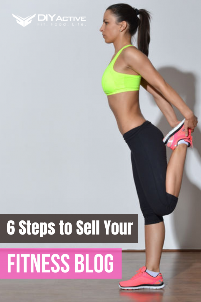 How to Sell a Fitness Website 6 Steps to Sell Your Fitness Blog