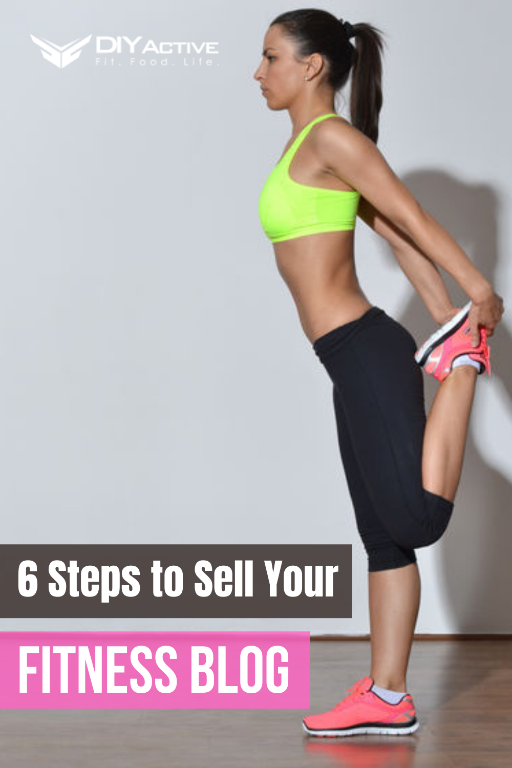 How to Sell a Fitness Website: 6 Steps to Sell Your Fitness Blog