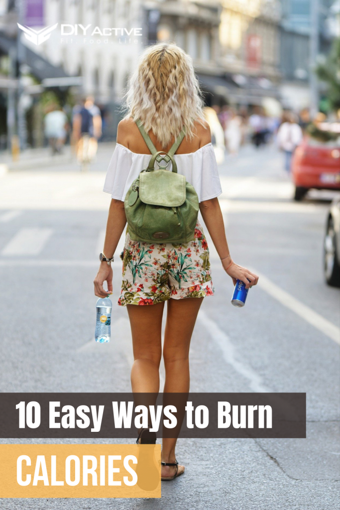 Top 10 Easy Ways to Burn Calories Without Effort